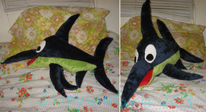 Enguarde Plush by ShinyGirafarig