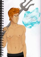 Finnick Odair - Colored Version by x-Co-Co-x
