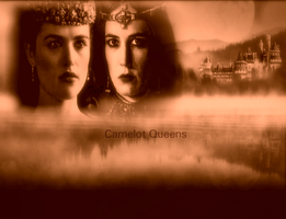 Camelot Queens by TwilightxGirl