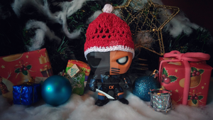 Holiday Funko Pop Figure 06 by iAmAneleBiscarra