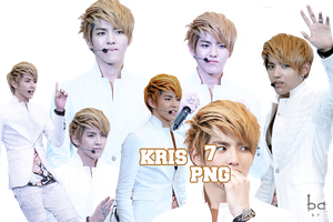 Kris' PNG Pack {Mini Live In Thailand} by kamjong-kai