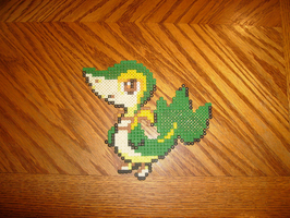 Snivy by gaiarage