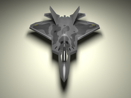 F-22 by adsffgre