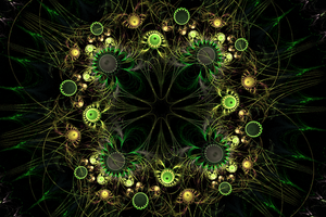 Fractal 7 by Capuccin017