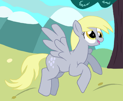 just a Derpy by PonyViking