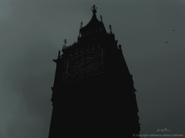 Big Ben in the old days 2.1 by NightMeadow