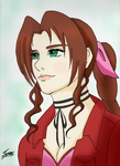 Aerith - The Last Cetra by Mayleth