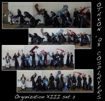Organization 13 Group by SaikuTenshi