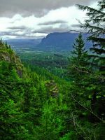Rattlesnake Ledge by KRHPhotography