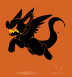 spOOK IS HEREEE by Pixie-Fluff
