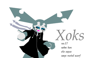 org no.17 Xoks by phillipPbor