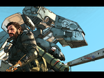 Snake and Sahelanthropus by Rom-Stol