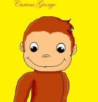 Curious George by Stitch4171995