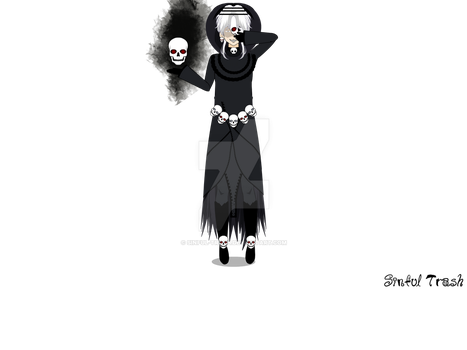 Soulless- Lord Hades, The Shinigami by Sinful-Trash