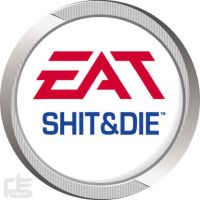 EA New Logo by dfksone