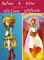 Sailor Ho-Oh ~ 2010-2012 by BassoonistfromHell