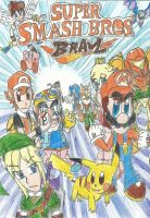 Super Smash Bros. Brawl by FelixToonimeFanX360