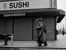 Good Sushi Hunting by Vermontster