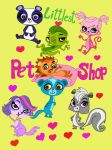 Littlest Pet Shop by Hedgehog-Russell