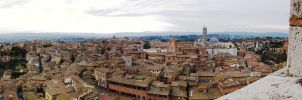 Toscana, Siena, Pano by elodie50a