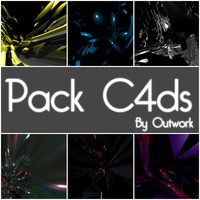 C4ds Pack by OutWork-Zone
