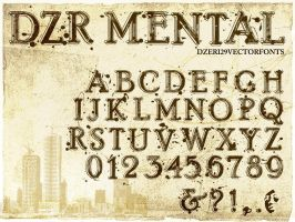 -DZERI29VECTORFONTS- by dzeri