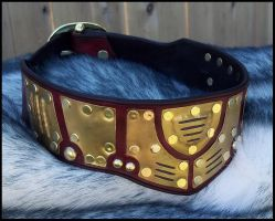 Respirator Collar by SteamViking