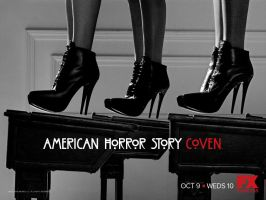 American Horror Story 3-1 by Mockingjay8687