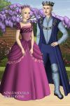 Princess and Prince with Cancer by FabulousLittleFlower