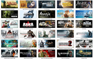 Official Steam Grid Image Collection by Mustkunstn1k