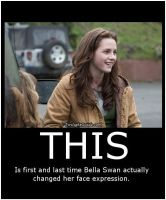 Bella Swan demotivation by Suika-Tei