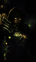 Diablo III - Demon Hunter by Khirono