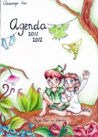 Peter Pan schooldiary by My-Anne