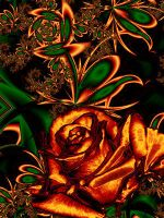 _Rose__by_titiavanbeugen by DeviousFractals