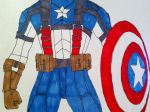 The First Avenger by SeAnPrUsKi