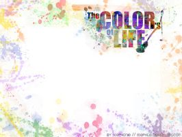 Color Wallpaper Version II by Stephue