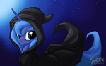 Luna Cloaked by mysticalpha