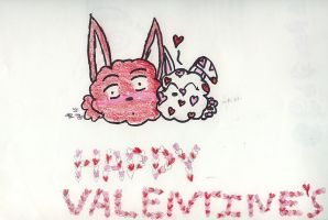 Happy Valentines day by Eehli