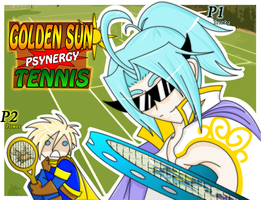 ++Golden Sun PSYNERGY Tennis++ by CrimsonValefor
