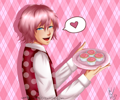 Cupcake Love by Wonderland-Cupcake