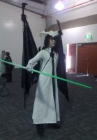 Ulquiorra Release Cosplay by andycamcosplay