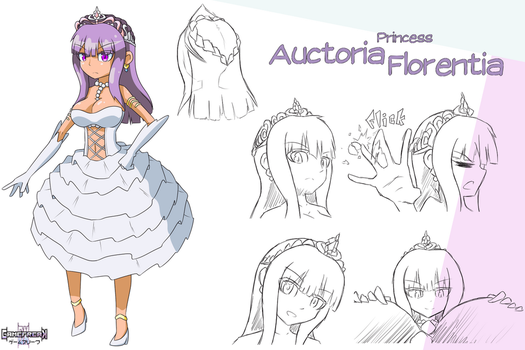 awesomex18+Fifteen1413- Auctoria Florentia Ref by GamefreakDX