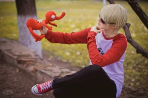 Dave Strider - why im so in love with u by saibou-kun