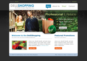 DelliShopping by dellustrations