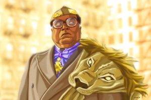 King Jaffe Joffer - Ruler of Zamunda by EddieHolly