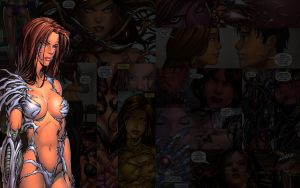 Witchblade.Disgruntled by Troilus
