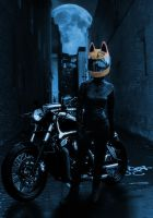 Celty by JMxM