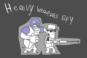 Heavy is SPY by RodPopper