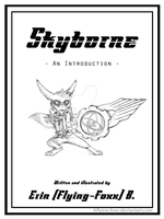 Skyborne: An Introduction - Title by Flying-Foxx