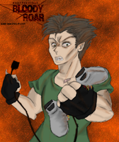 Bloody Roar- SCXCR by TeamAquaSuicune
